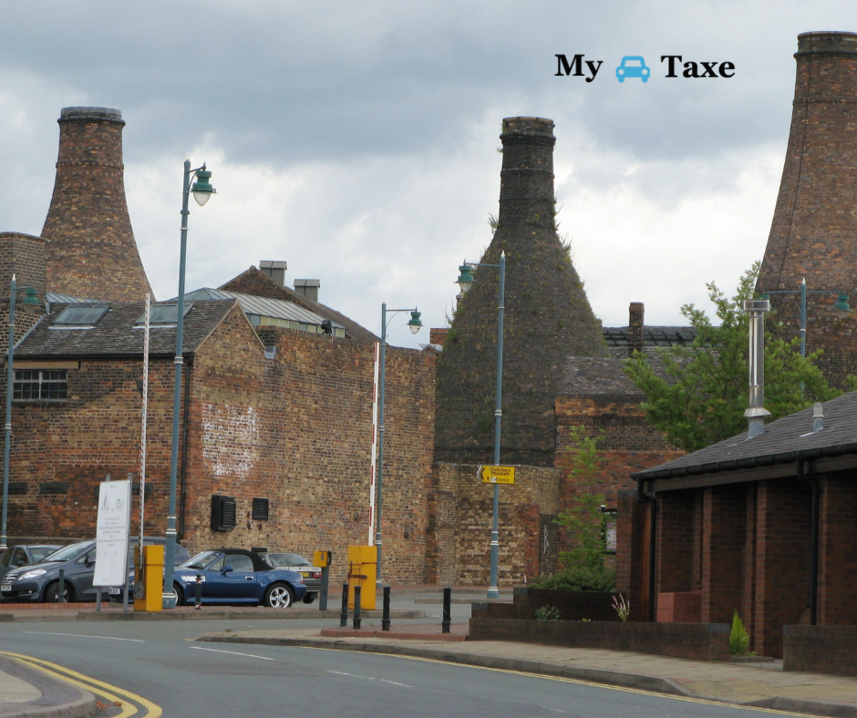 Lowest fare taxi and minicabs from Stoke-on-Trent to All Towns in UK